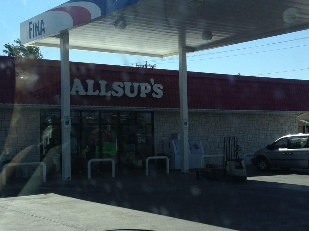 Allsup's: 800 N Main St, Andrews, TX