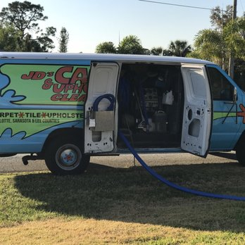 Photo of Jd's carpet and upholstery cleaning - Punta Gorda, FL, United States