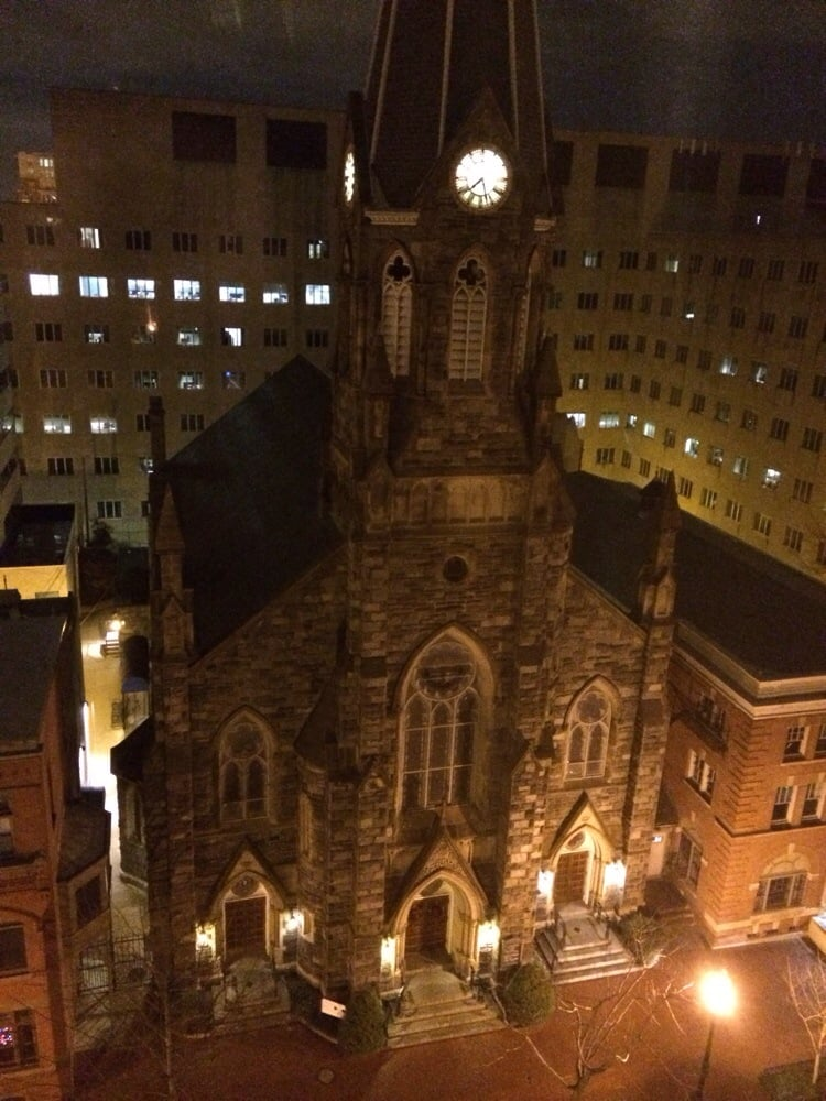 St Mary Mother of God: 727 5th St NW, Washington, DC, DC