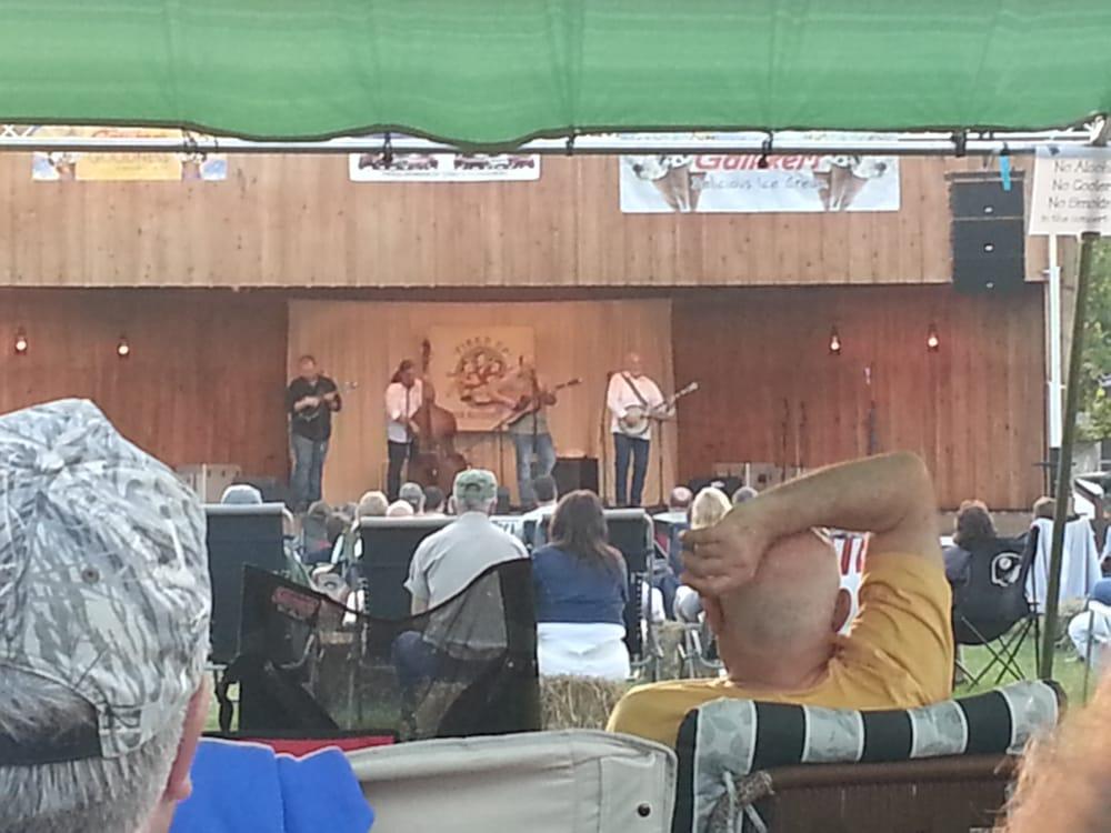 Laurel Highlands Bluegrass Music Festival Vfd Station 44: 1012 Harvey Rd, Ligonier, PA