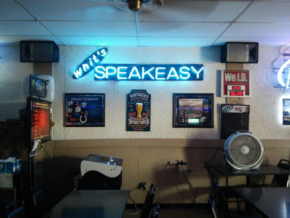 Whitaker's Speakeasy