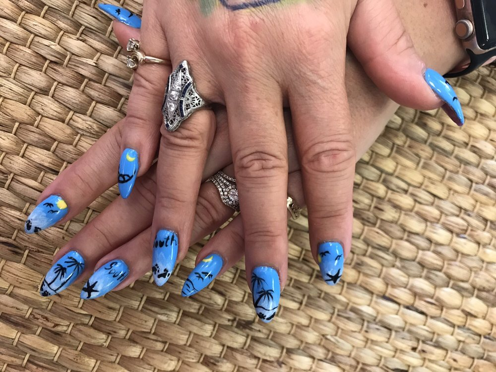 Angelic Nails & Spa: 285 Central St, Leominster, MA