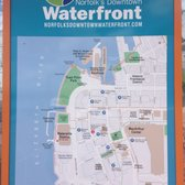 Photo Of Waterside District Norfolk Va United States Map