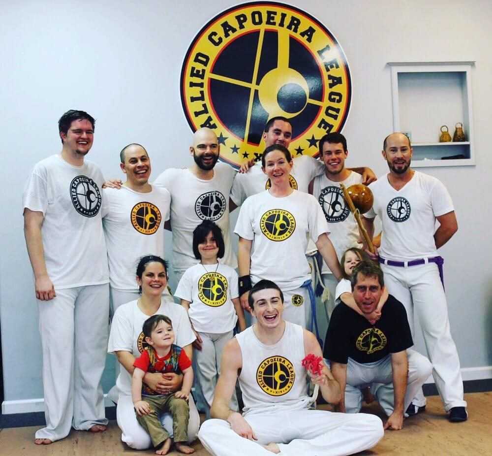 Allied Capoeira League: 4128 El Camino Ave, Sacramento, CA
