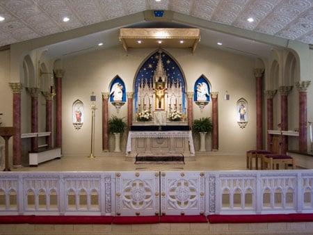St Frances Desales Catholic Church: 587 Landers Dr SW, Mableton, GA