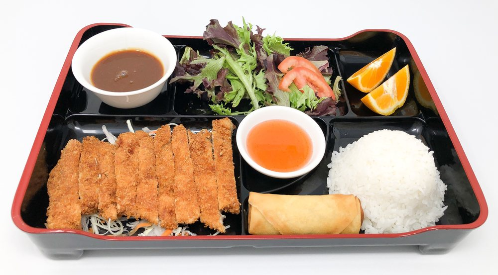 Food from My Ramen & Izakaya