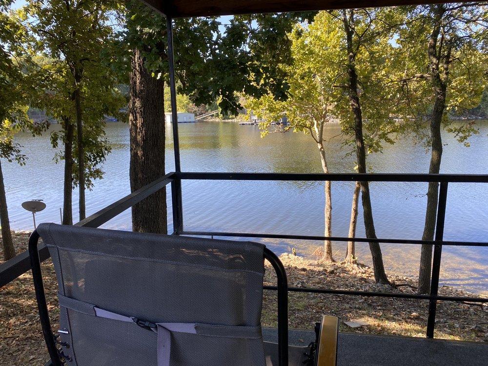 Waters Edge RV Park: 446714 E 355th Rd, Vinita, OK