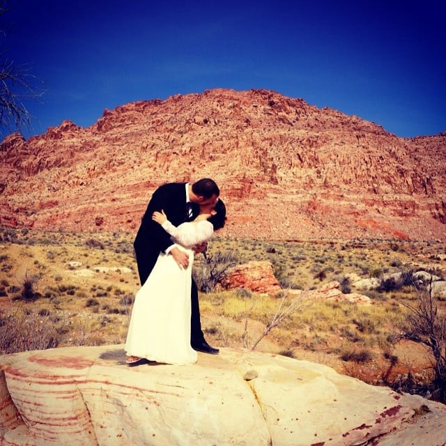 Red Rocks Wedding: Red Rock Canyon Wedding Las Vegas