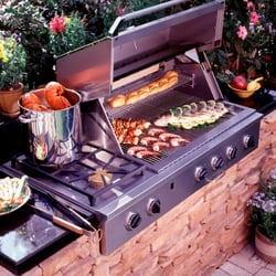 Photo Of The Grill Man Indio Ca United States A Great Outdoor