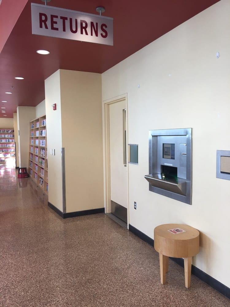 Cambrian Branch Library: 1780 Hillsdale Ave, San Jose, CA