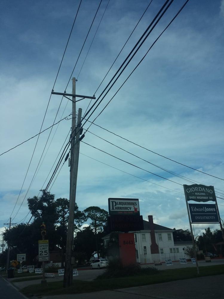 Plaquemines Pharmacy: 8443 Highway 23, Belle Chasse, LA
