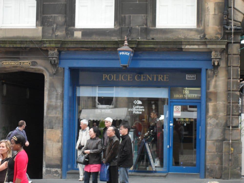 Edinburgh Police Centre Museum