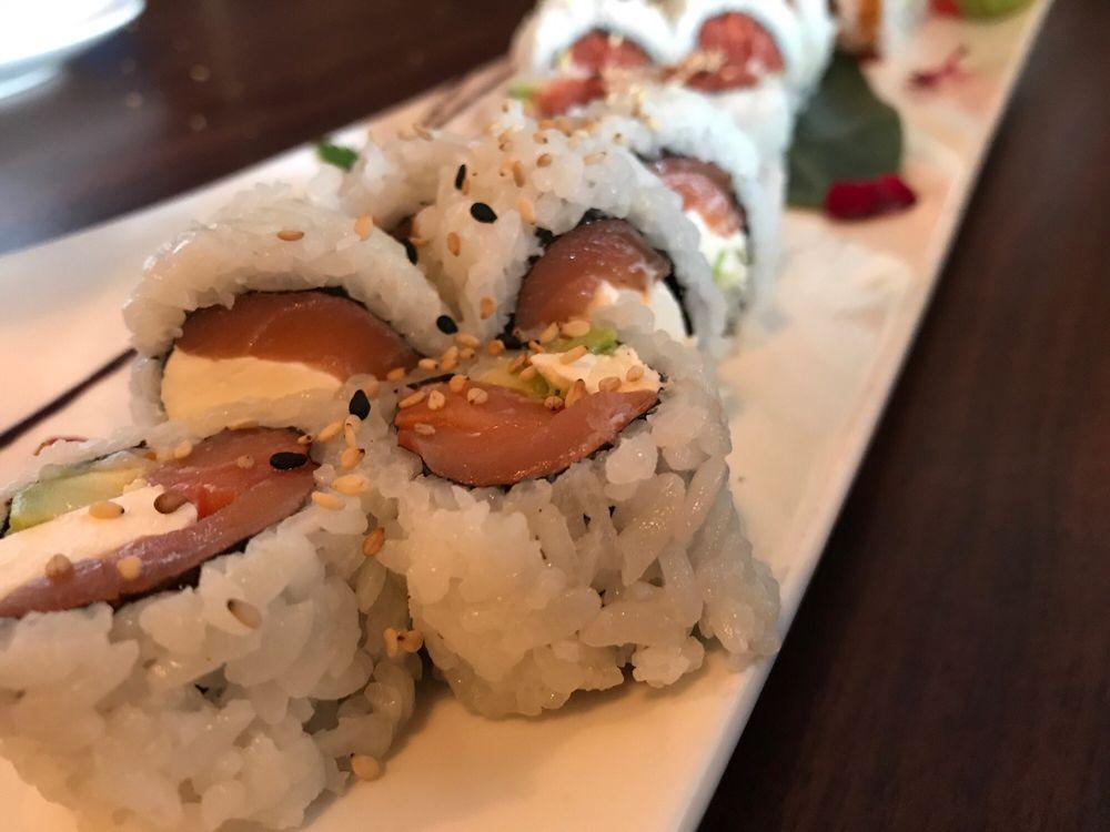 Crazy Fish Sushi: 11701 San Jose Blvd, Jacksonville, FL