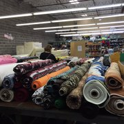 View From The Photo Of Wherehouse Fabric Outlet Dallas Tx United States Back Half