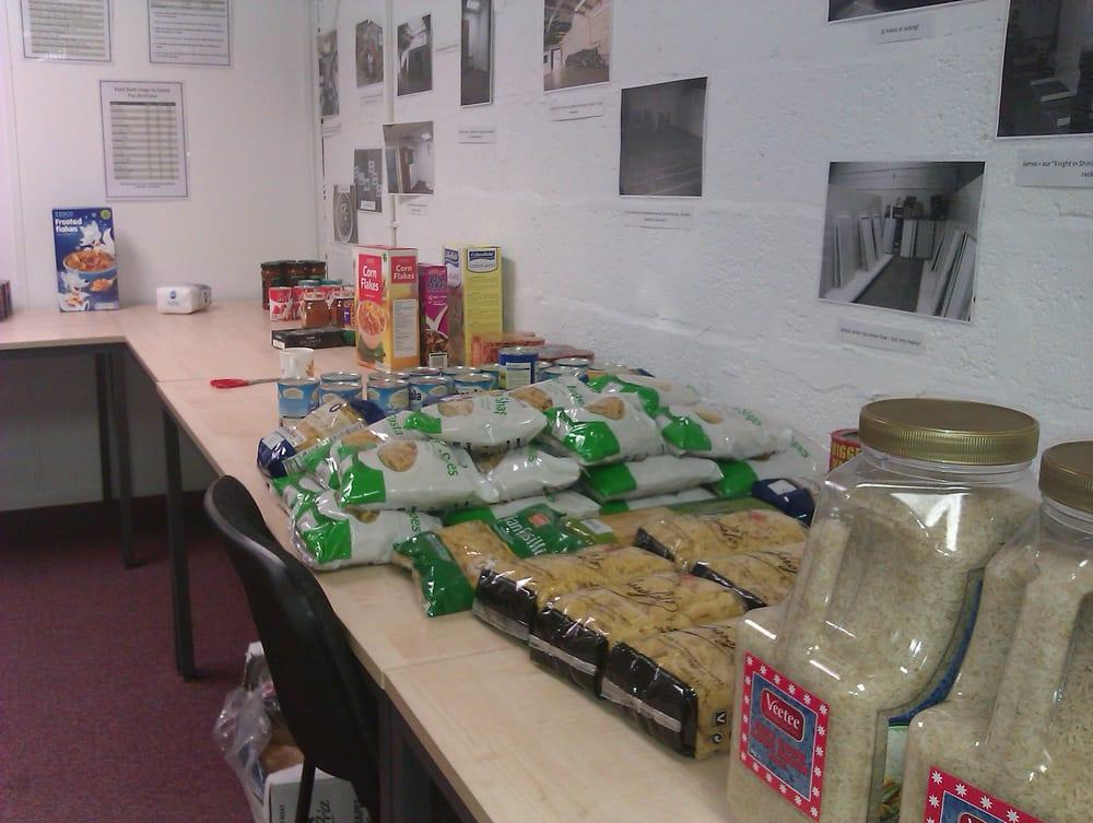 Food Banks Milton Fl