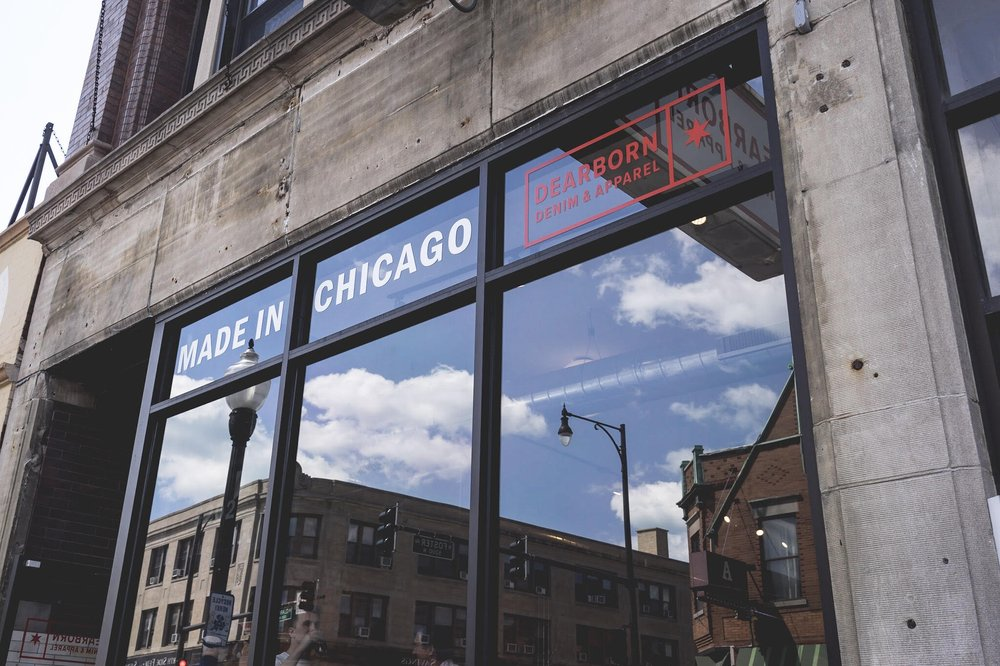 Dearborn Denim & Apparel - Andersonville