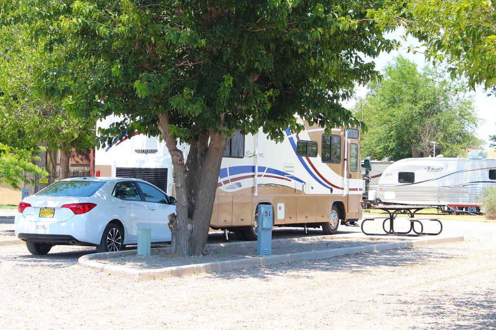 Trailer Village RV Park: 1706 E 2nd St, Roswell, NM