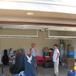 Photo Of Overhead Storage Solutions   Moorpark, CA, United States. 2 4x8u0027s  Behind
