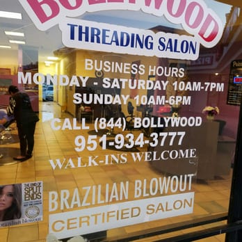 Photo Of Bollywood Threading Salon Riverside Ca United States Business Hours