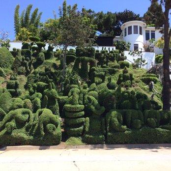 Photo Of Harperu0027s Topiary Garden   San Diego, CA, United States