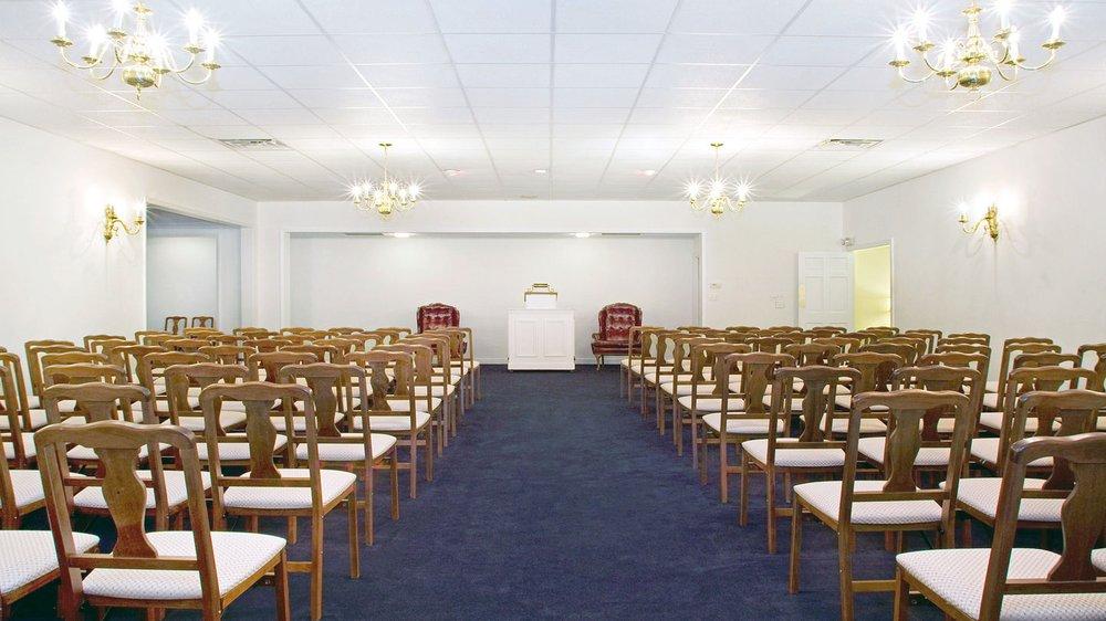 Loflin Funeral Home: 212 W Swannanoa Ave, Liberty, NC