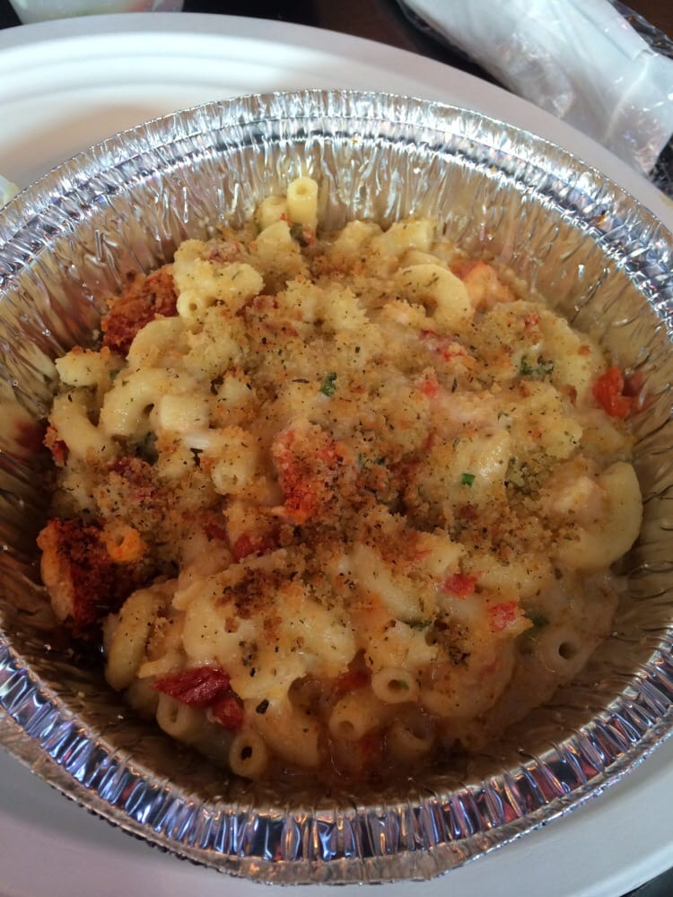 Lobster Mac & Cheese - Yelp