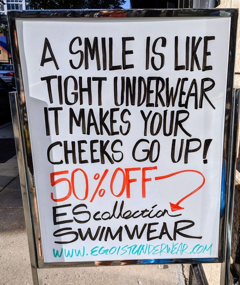 Egoist Underwear