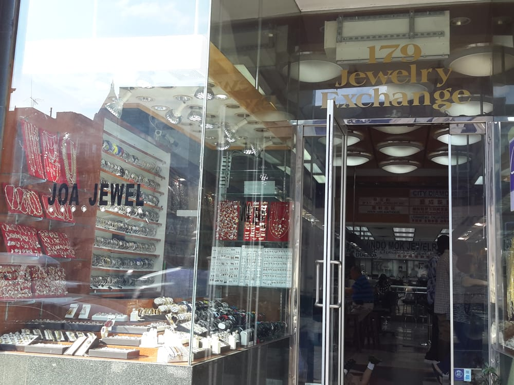 Joa jewelry 179 canal st chinatown for Adler s jewelry canal street