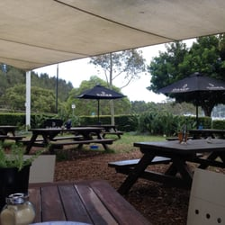 Photo Of The Flying Fox Cafe   Mona Vale New South Wales, Australia. Garden