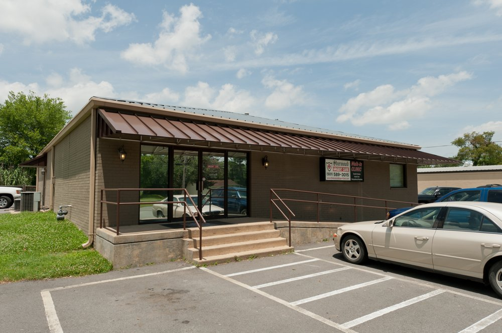 Sherwood Urgent Care - Quitman: 6134 Heber Springs Rd, Quitman, AR