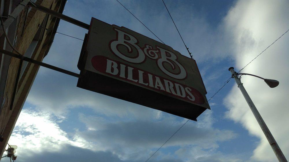 B & B Billards: 21 W Forest St, Brigham City, UT