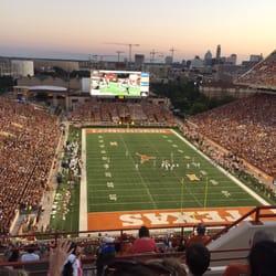 Photo Of Texas Longhorns Football