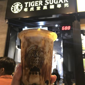 Tiger Sugar - Coffee & Tea - No  96, Yizhong Street, 北區, 台中市