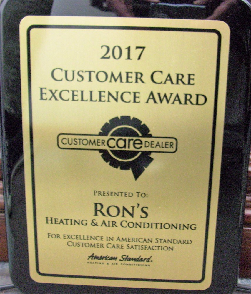 Ron's Heating & Air Conditioning: 424 Wyman St, Sycamore, IL