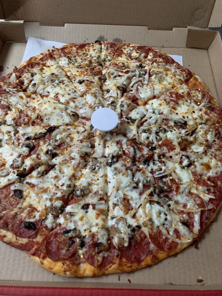 Pizza Plus- Tremonton: 55 South 100 E, Tremonton, UT