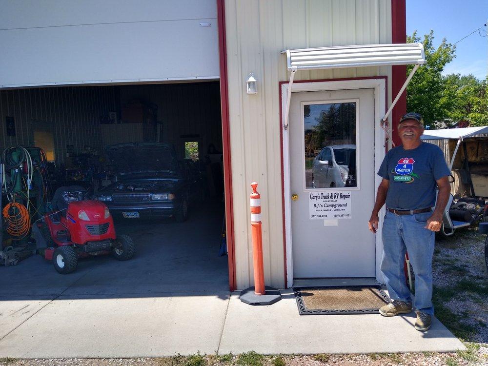 B.J.'s Campground: 902 S Maple St, Lusk, WY