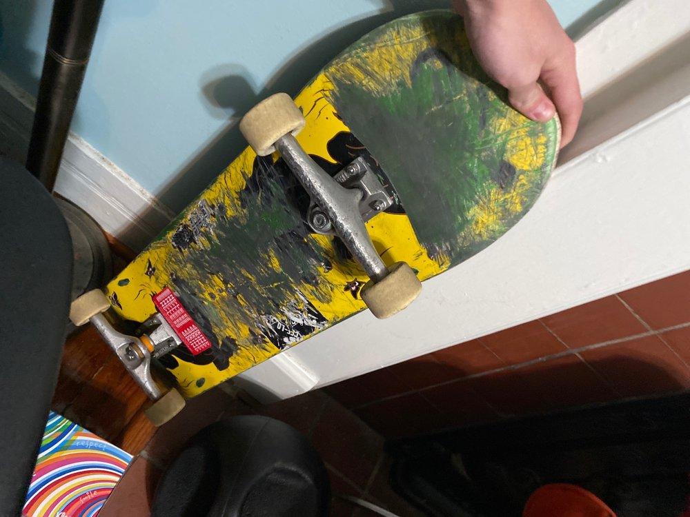Endless Grind/Skateboard Shop: 424 W Peace St, Raleigh, NC