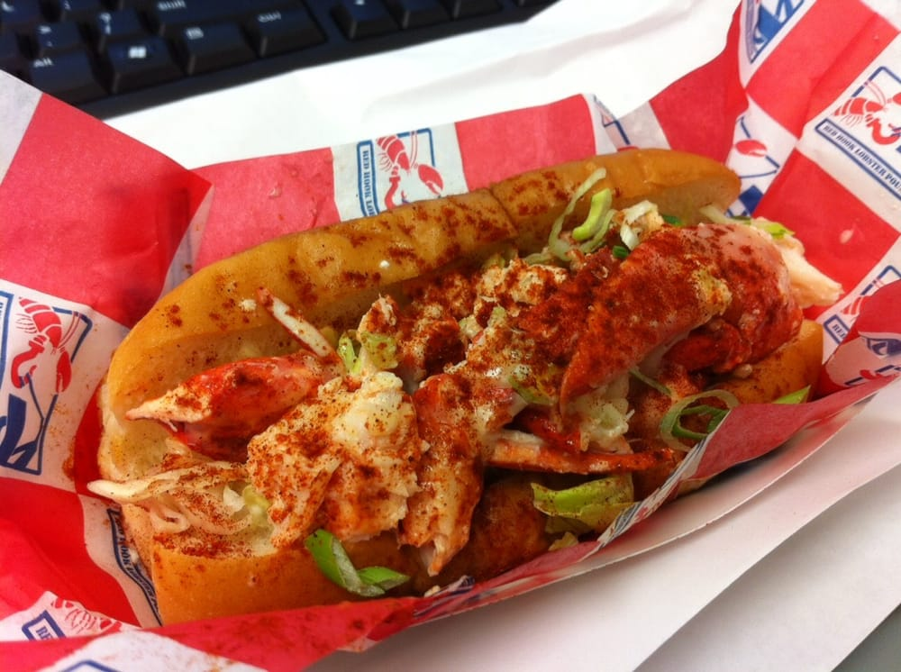 Connecticut Style Lobster Roll. The best lobster roll that has graced my palette. - Yelp