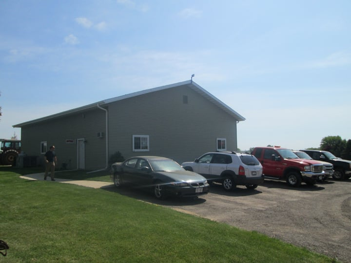 Smith Automotive Services: N3615 County Rd V, Eden, WI
