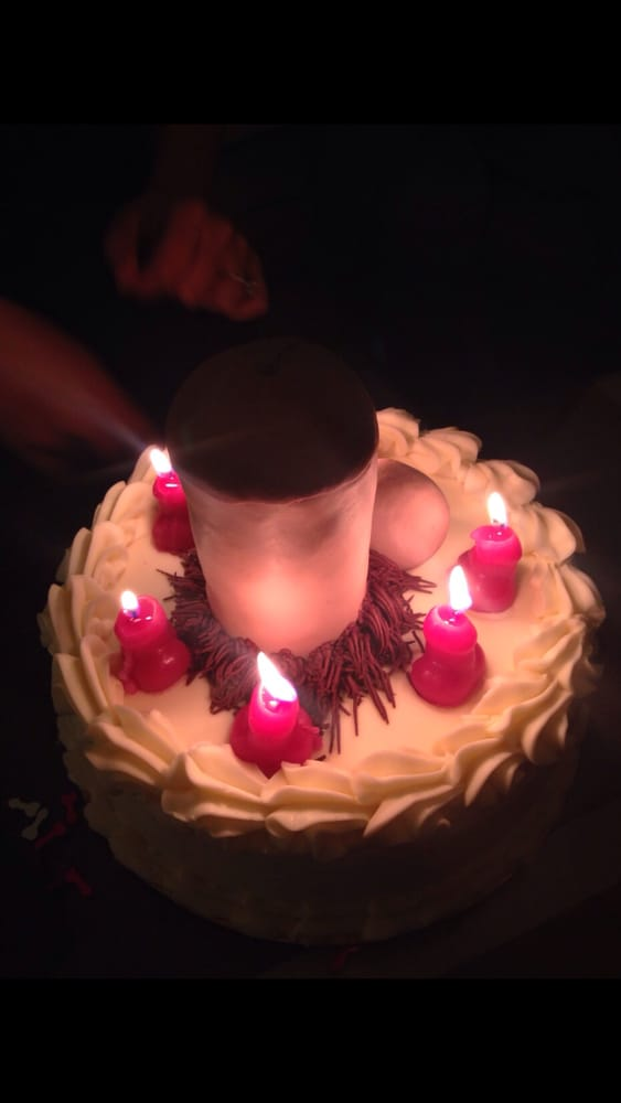 Photo Of New York Penis Cakes