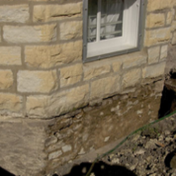 Beautiful Waterproofing Stone Basement Walls