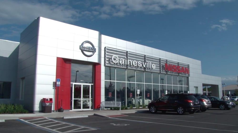 gainesville nissan 15 photos 13 reviews car dealers 3915 n main st gainesville fl. Black Bedroom Furniture Sets. Home Design Ideas