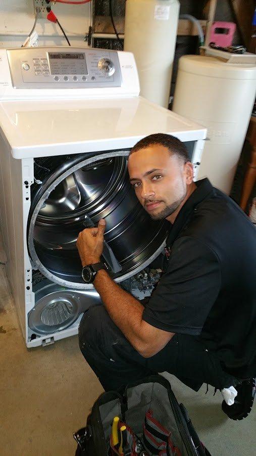 Doing A Dryer Repair Job Yelp