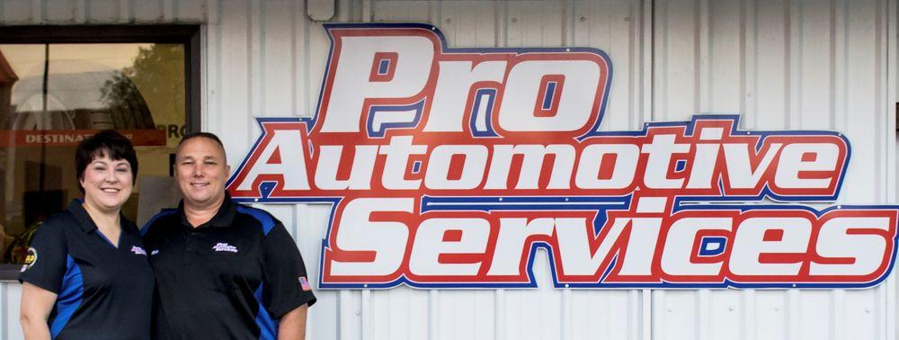 Pro Automotive Services: 1095 E Edwardsville Rd, Wood River, IL