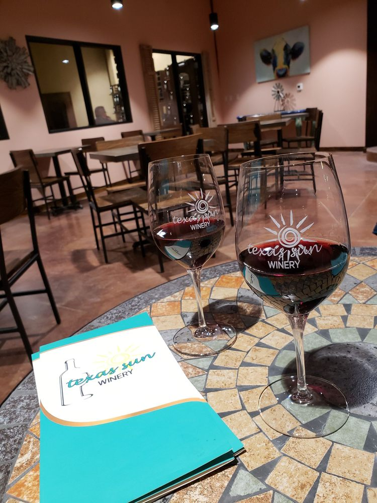 Texas Sun Winery: 3415 N Loop 250 W, Midland, TX