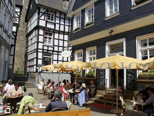 Cafe In Hattingen