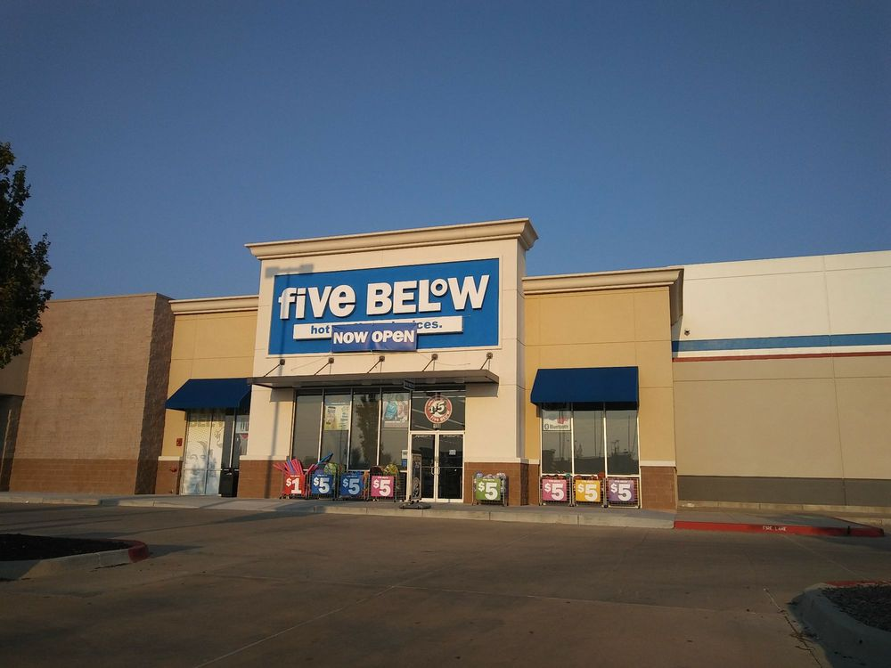 Five Below: 2764 N Maize Rd, Wichita, KS