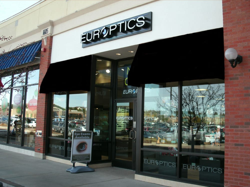 Europtics: 1685 Briargate Pkwy, Colorado Springs, CO