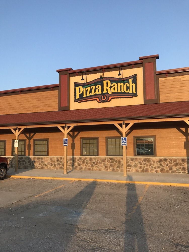 Pizza Ranch: 510 N Hwy 39, Denison, IA