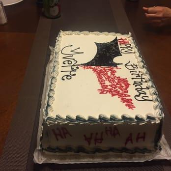 Custom Birthday Cakes Reno Nv